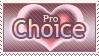 Pro Choice by savagebinn