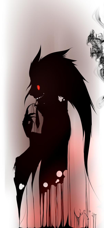Chigo is evil. by IFrAgMenTIx