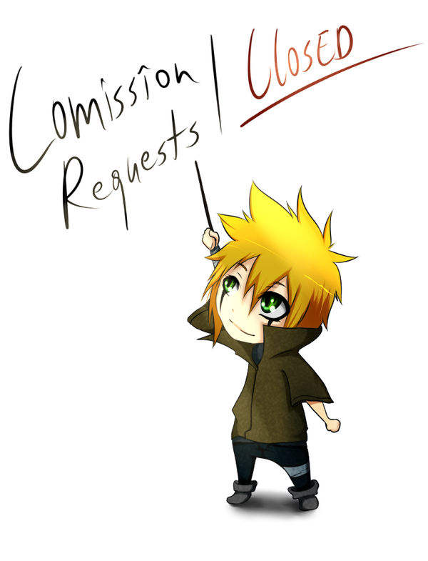 Comission-Closed