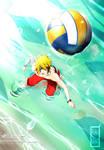 Having Fun in The Sun - Osuka by IFrAgMenTIx