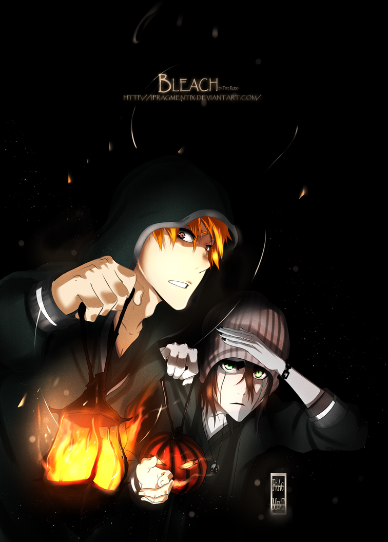 Bleach - Lights by IFrAgMenTIx