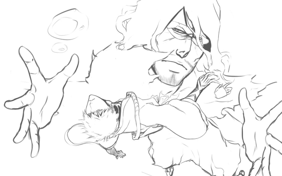 Bleach born in the dark progress animation by ifragmentix on deviantart