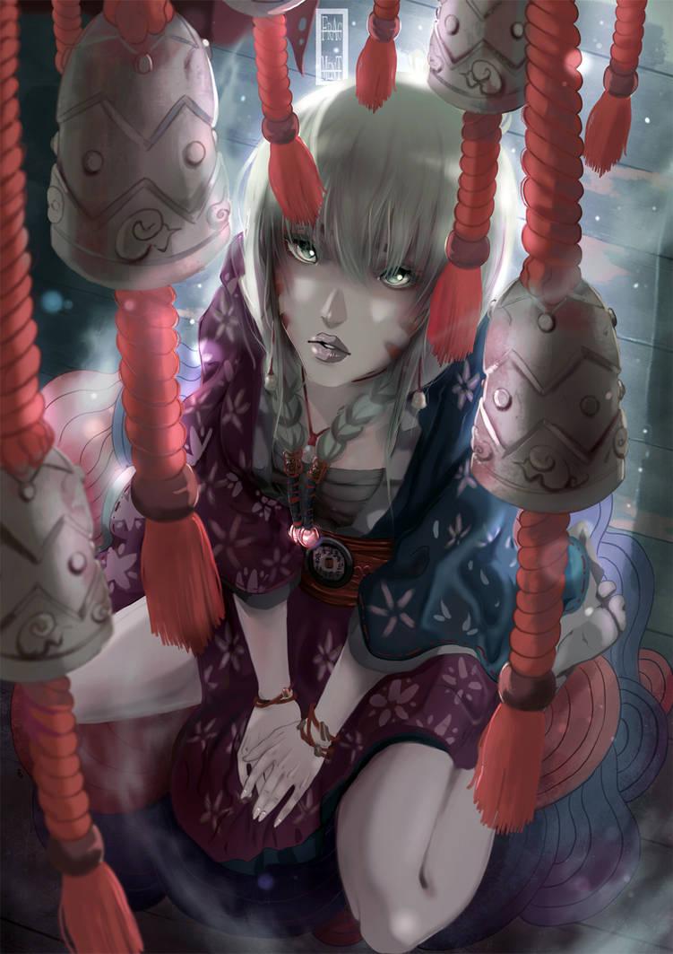 Miko by IFrAgMenTIx