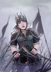 For Honor - Berserker by IFrAgMenTIx