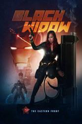 Black Widow -The Eastern Front by mruottin