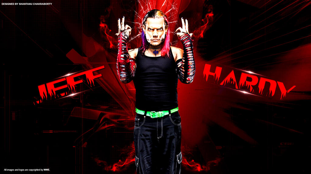 Jeff hardy wallpaper by shantanu009 on deviantart jeff hardy wallpaper by shantanu009 voltagebd Image collections