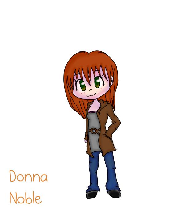 DW: Donna Noble