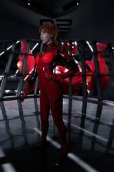 Asuka - Neon Genesis Evangelion by KaterinaMarieee