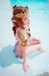 Twilight Princess - Zelda (bikini ver.)