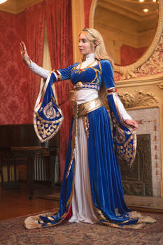 Princess Zelda - Breath of the Wild
