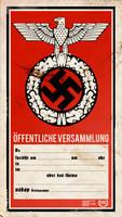 Shiny Vector Nazi's. by Garfcore