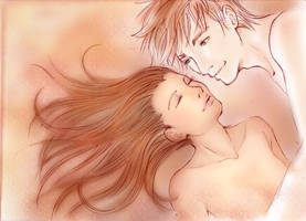 In my Dreams by amandioka