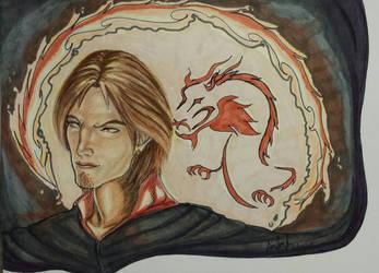 Drago son of Shendu by Shey49