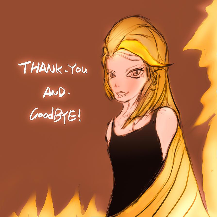 Goodbye by awakezhangneverdies