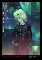 Pris from Blade Runner by Harnois75