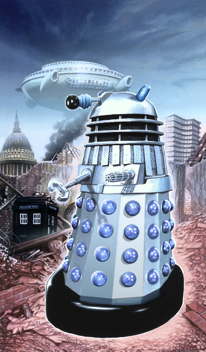 Daleks: Invasion Earth 2150 AD by Harnois75