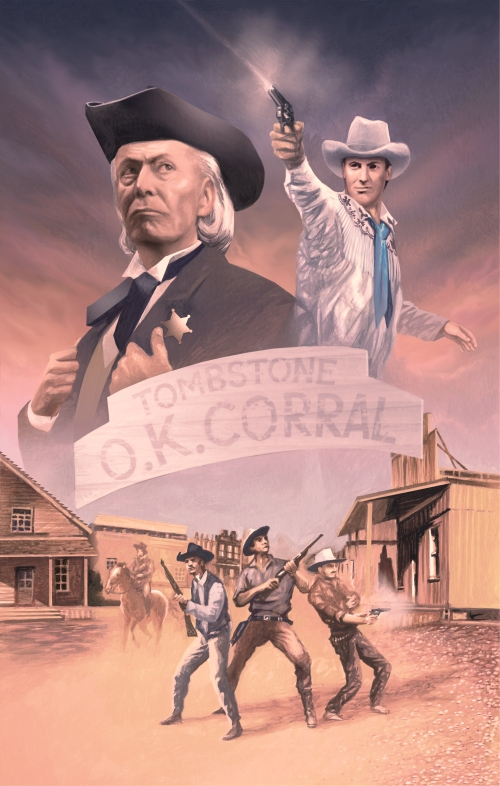 The Gunfighters by Harnois75