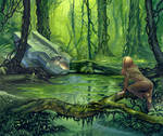 Planet of the Daleks - Jungle