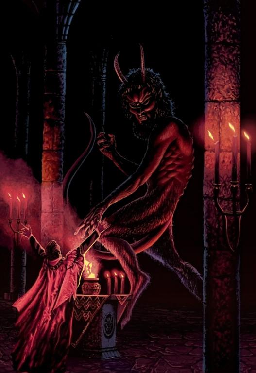 The Daemons - Azal by Harnois75