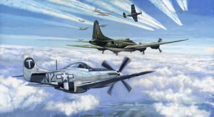 Daylight Raid 1944