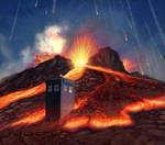 Localised eruption