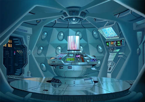 TARDIS 1990