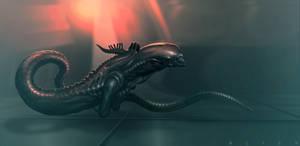 Alien - Transition