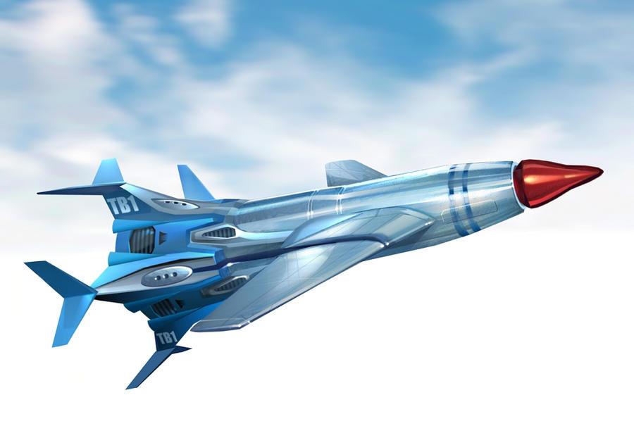 Thunderbird 1 f...