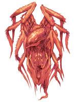 Alien hybrid by Harnois75