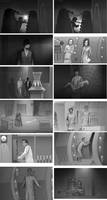 Power of the Daleks - Storyboard selections by Harnois75