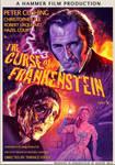 The Curse of Frankenstein - poster edit