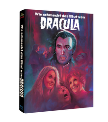 Taste the Blood of Dracula by Harnois75