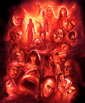 Horror films of the 1970s by Harnois75
