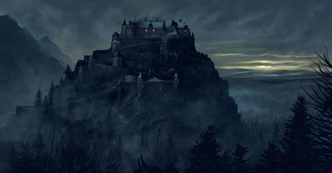 Karnstein castle - Twins of Evil