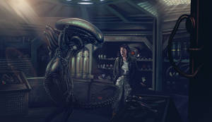 Lambert meets the ALIEN