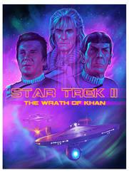 Star Trek ll: The Wrath of Khan