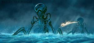 HG Wells - War of the Worlds