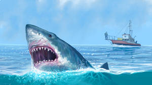 Jaws - speed paint