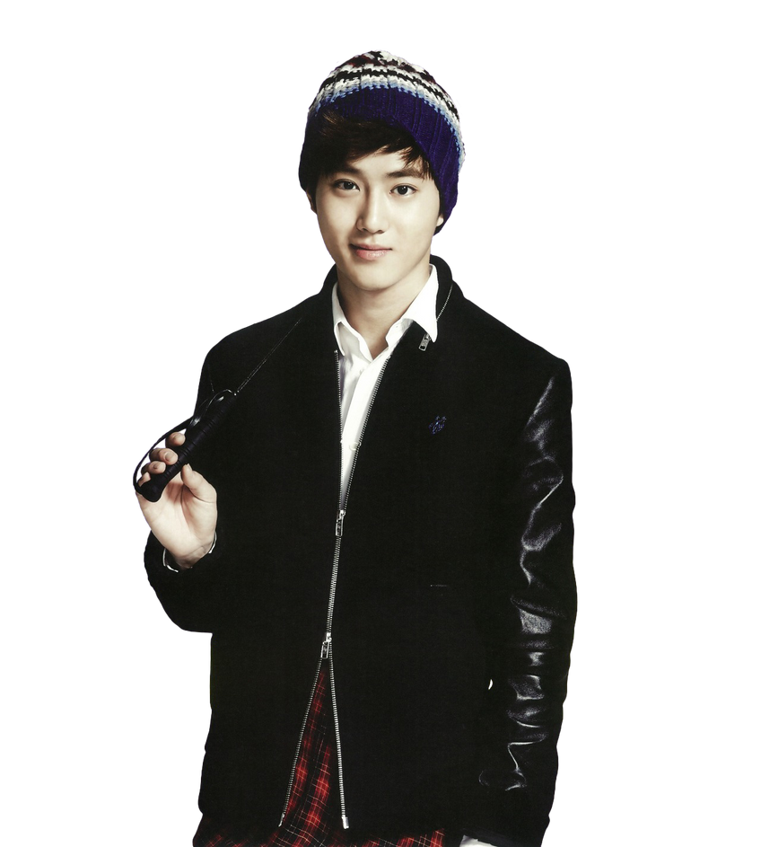 {PNG/Render #142} Suho (EXO) by Larry1042k1 on DeviantArt