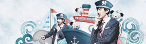 {Cover #66} The Sailor Chanyeol