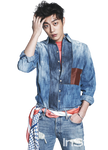 {PNG/Render #156} Doo Joon (Beast)
