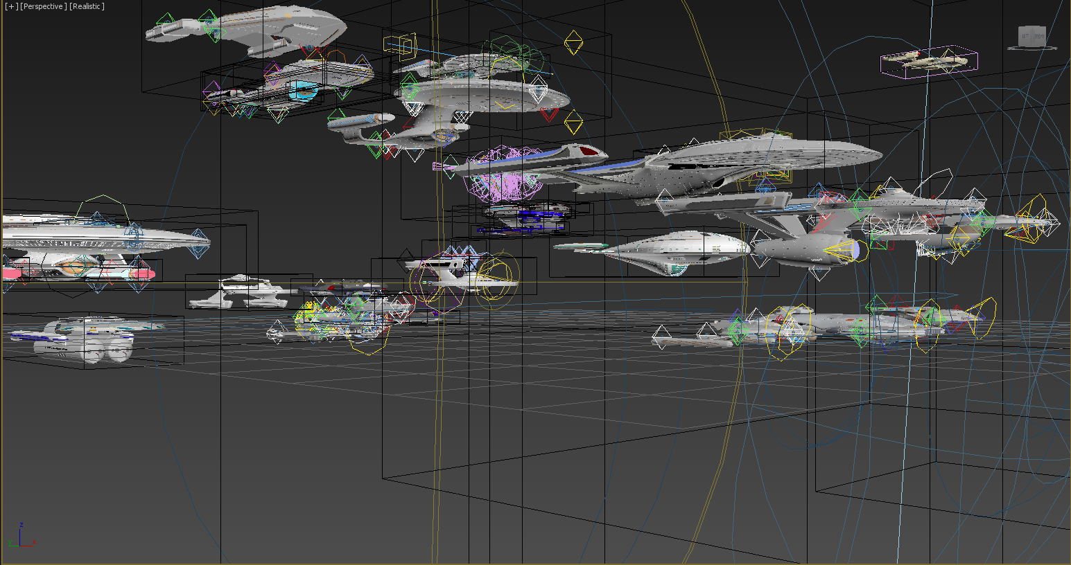 Star trek online starships models 3d artists garrys mod maybe i will when all the sto models are done being worked on do a straight up comparisoncontrast video publicscrutiny Gallery
