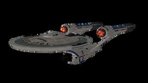 Re-imagined Enterprise Raw Render