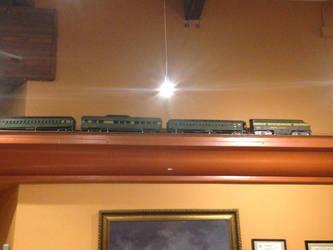 Grand Canyon Railroad Model (2016) by FleetAdmiral01
