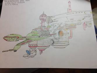 Scavenger Base (Hand - 2015) by FleetAdmiral01