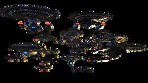 Star Trek Online Federation Ships