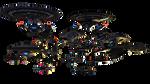Star Trek Online Federation Ships by FleetAdmiral01