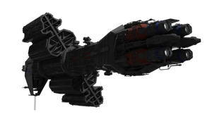 Chris Khun Omega Class Destroyer 3