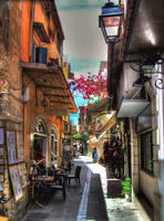 Street of Rethymnon by Airoy