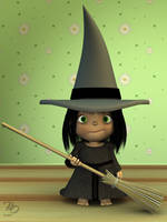 Little Witch by Eyesblue62